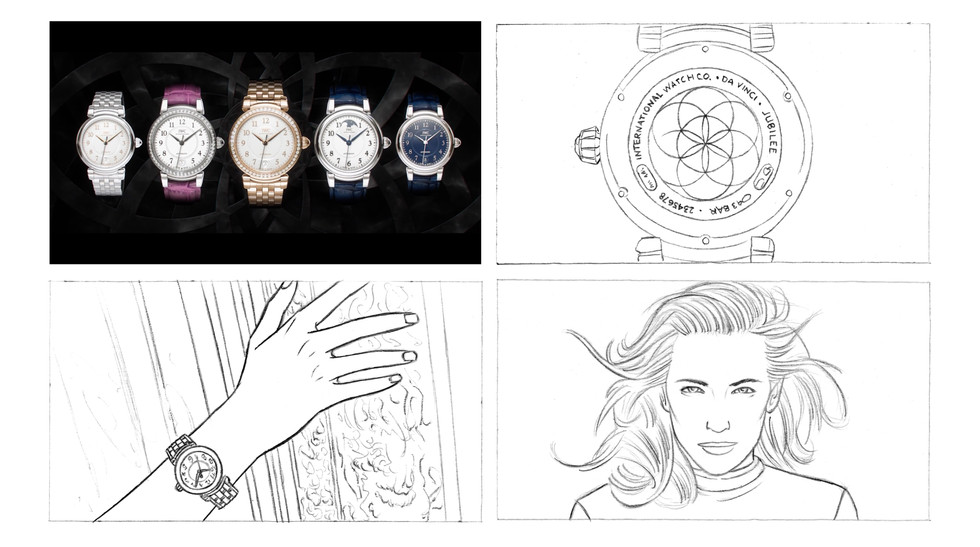 IWC The Code of beauty