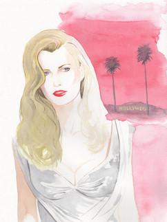 Kim Basinger - LA Confidential - Couleur