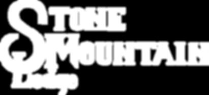 Stone Mountain Lodge logo