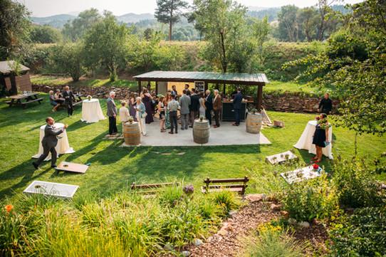 Cocktail garden