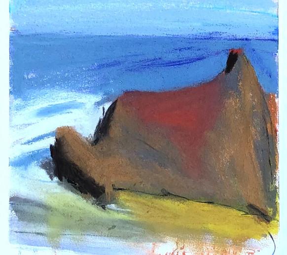 Little Sur, the Rock