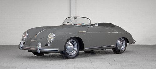 Réplique Porsche 356 Speedster - grise
