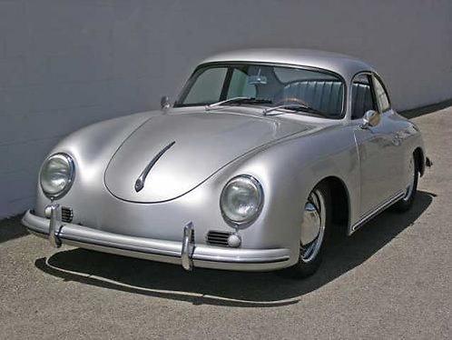Réplique Porsche 356 Coupé - gris métalisé