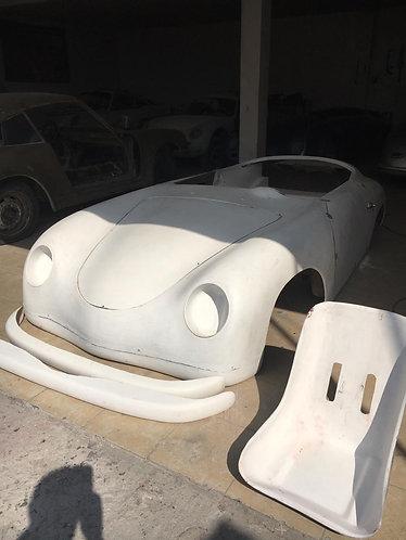 Coque seul réplique 356 Speedster