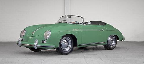 Réplique Porsche 356 Speedster - olive