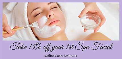 Facial Coupon WITH CODE Specials    Page