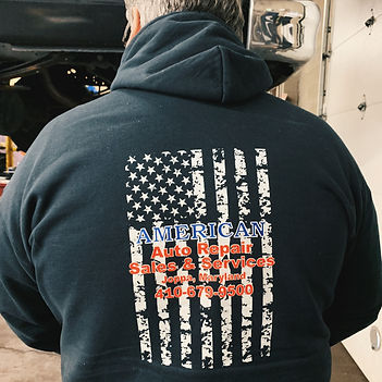 American Auto Repair respectful customer service