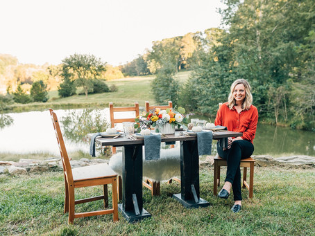 DECOR DREAMS FROM HARFORD COUNTY's TRENDSETTERS