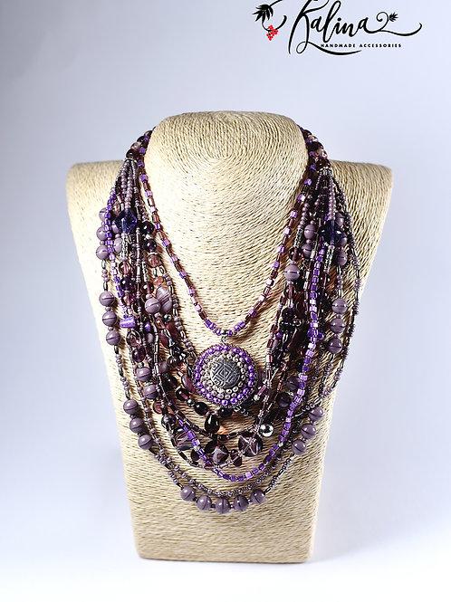 """""""Elegant ethnics"""", Lavender"""
