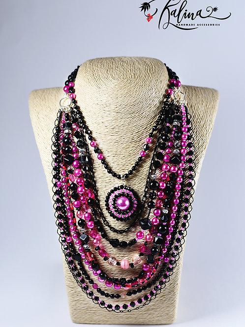 """""""Elegant ethnics"""", Romantic pink"""