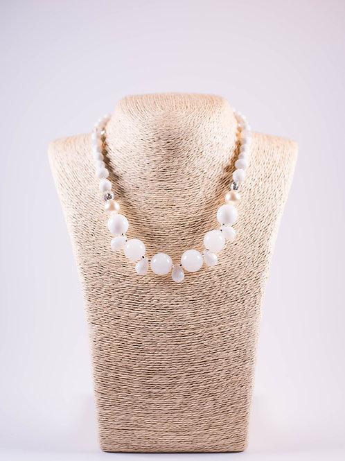 «Nayada», White opal