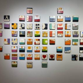 """5x5""""paintings"""