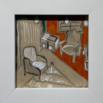 """""""Distorted Room #1"""""""