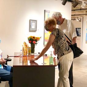 Opening reception Photo