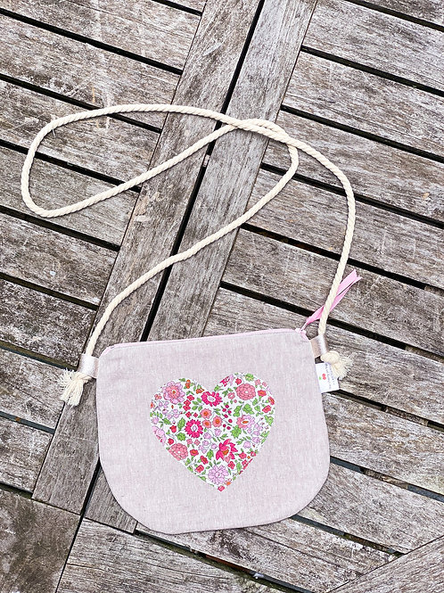 Pink D'anjo purse