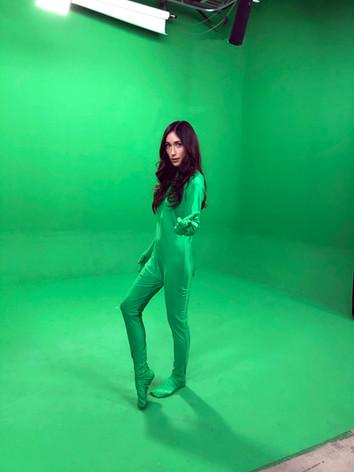 BTS | Green on Green