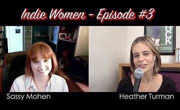 Indie Women Podcast - Sassy Mohen