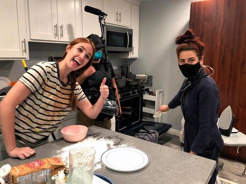 BTS   Messy Kitchen