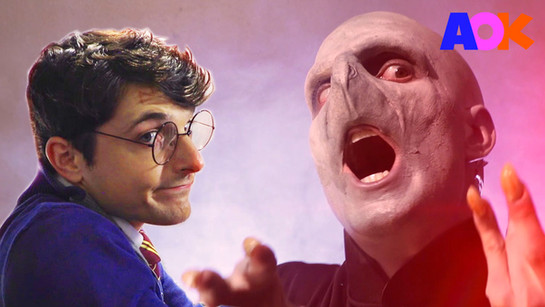 Harry Potter and the Police Interrogation
