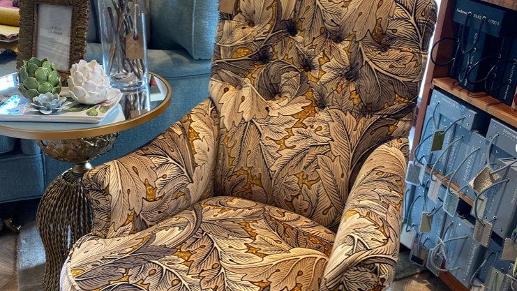 Whitehead Design Fireside Chair