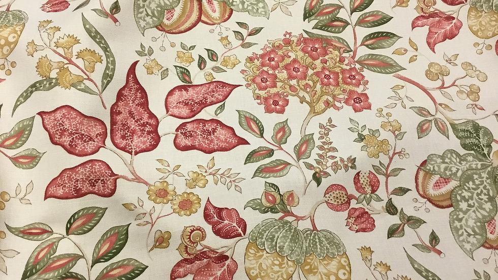 Sanderson Fabric Remnant x  8.4m