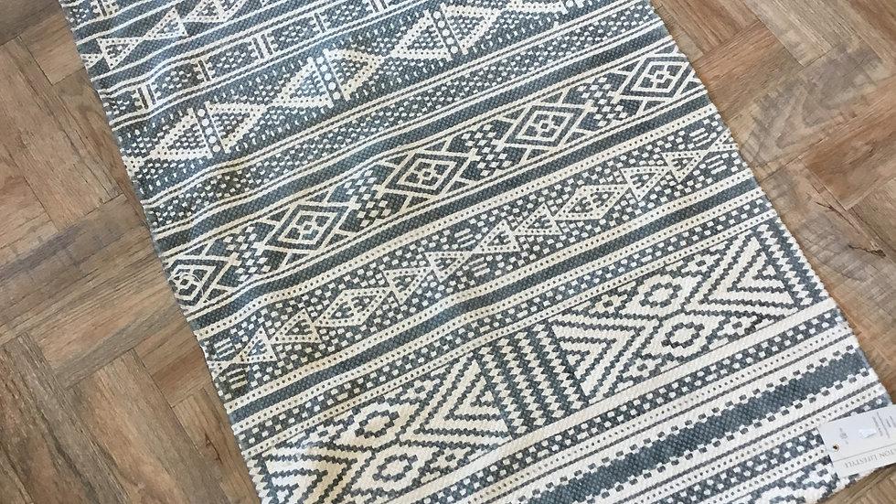 Teal Pattern Walton Lifestyle Rug