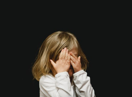What is the difference between a tantrum and a meltdown?