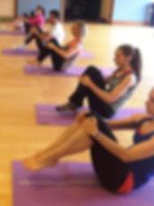 Mixed Abliy Pilates Class