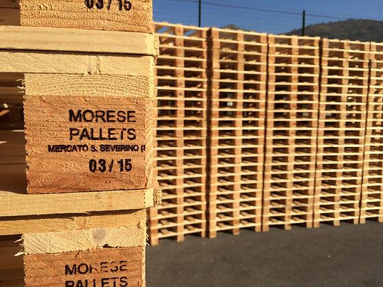 Morese Pallets - Dettaglio pallet
