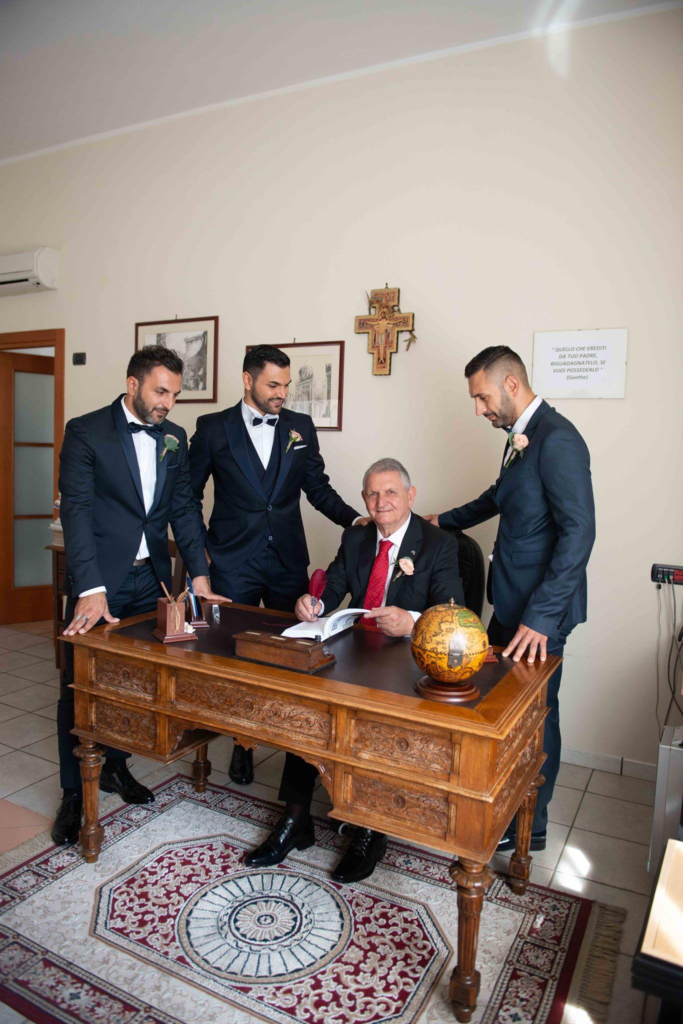 Foto Famiglia Morese Michele - Morese Pa
