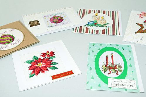 Christmas card - medium