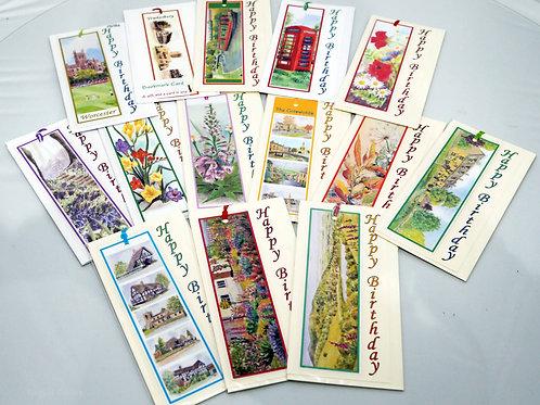 Bookmark card