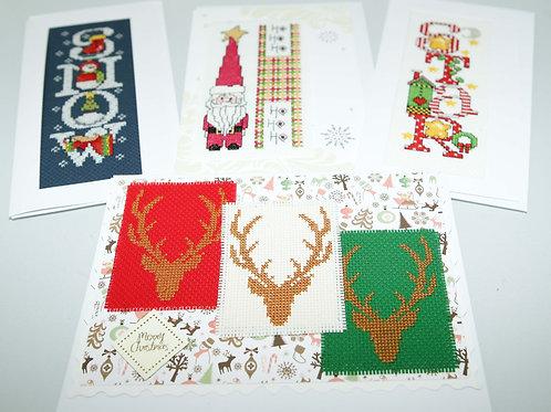 Christmas card - large
