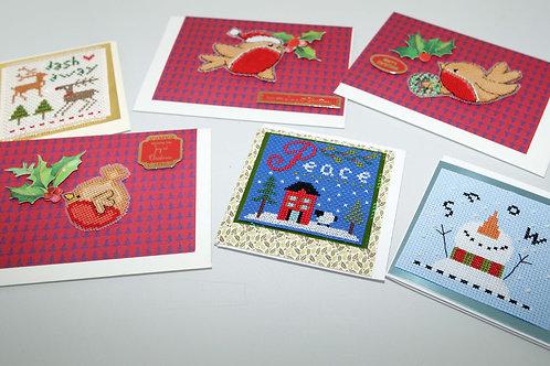 Christmas card - small
