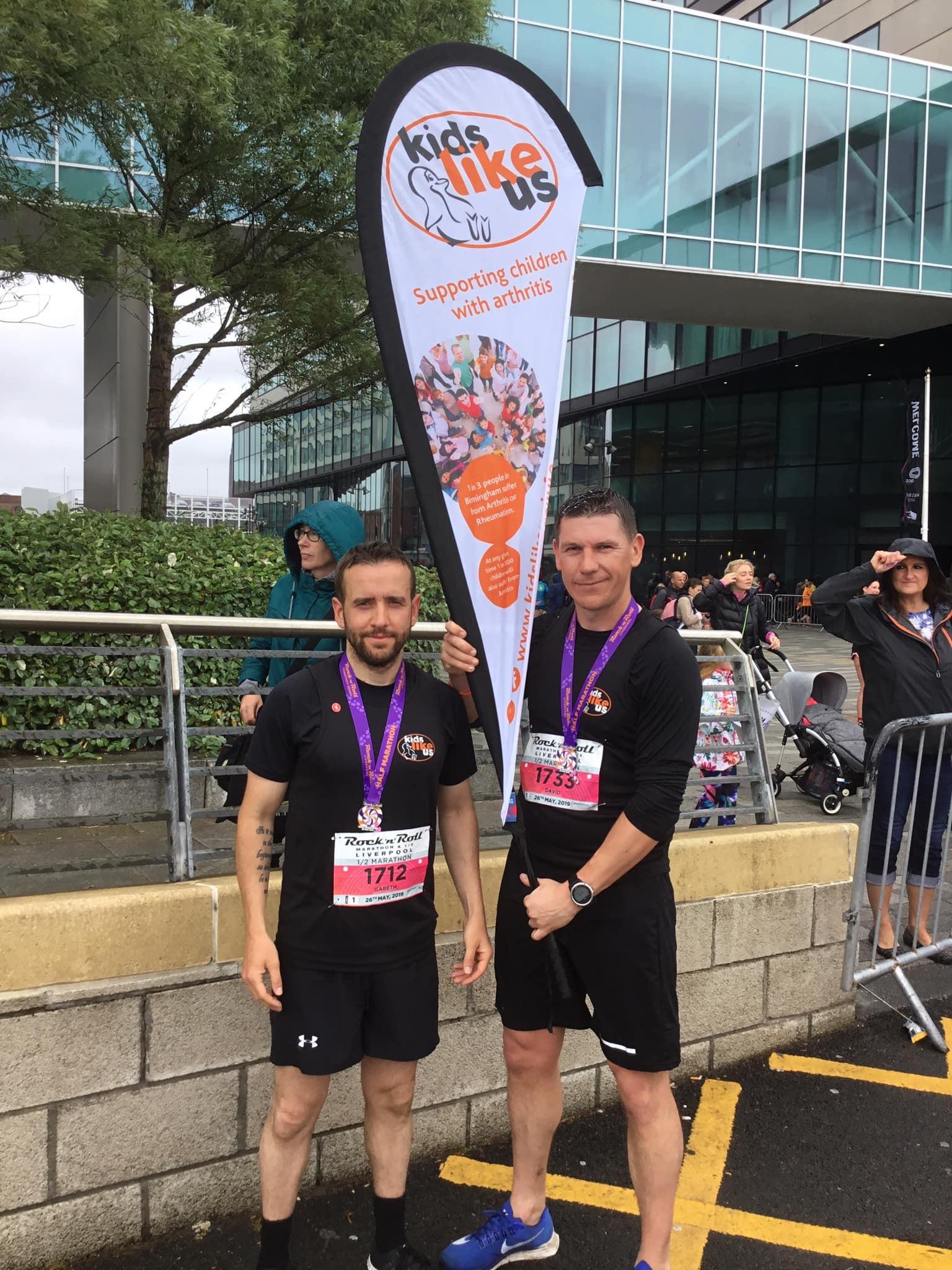 Liverpool Rock & Roll Half Marathon