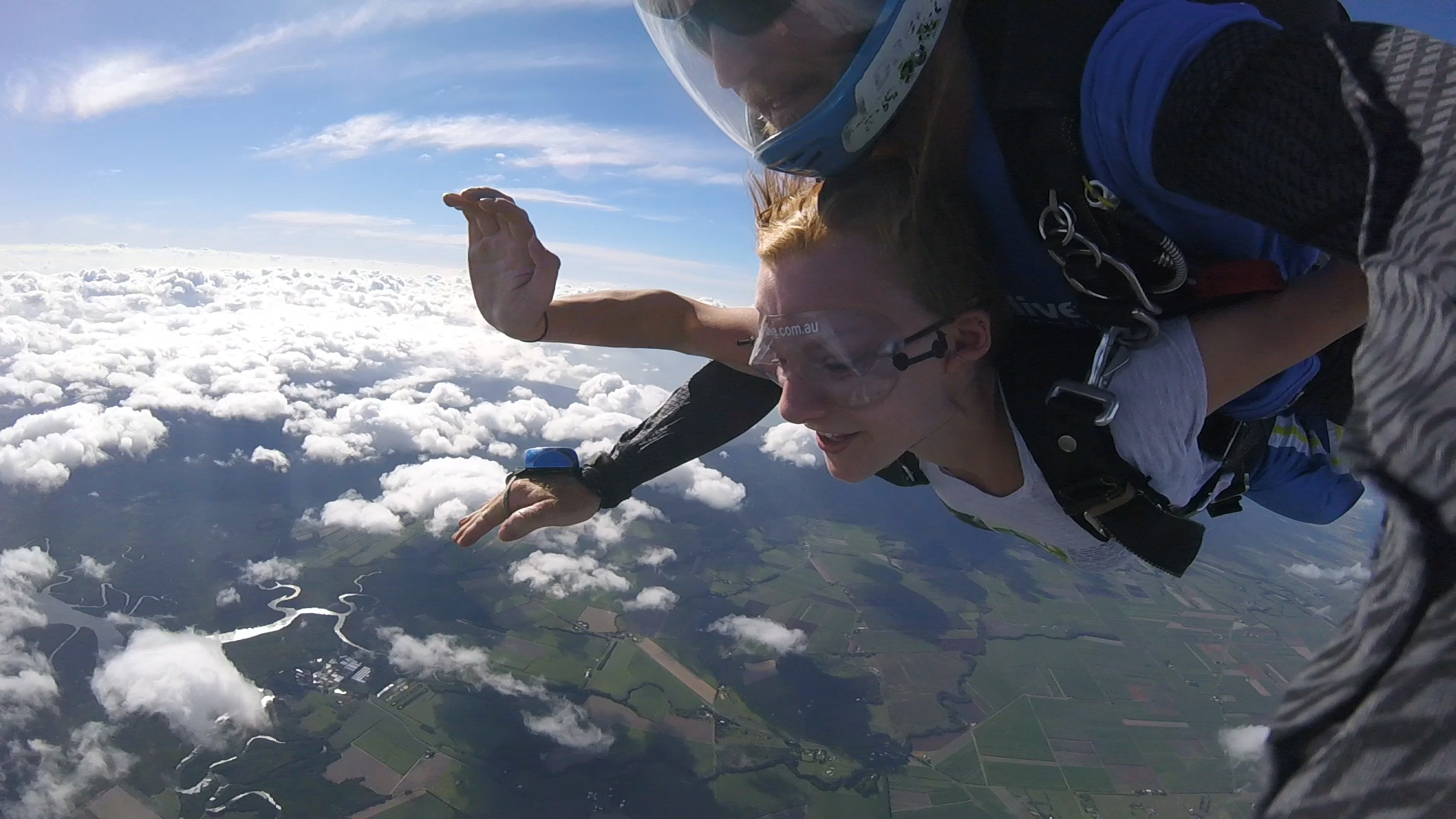 Gemma's Sky Dive