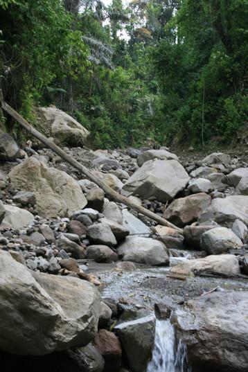 River or Lahar