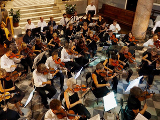 Concert in Volterra's Cathedral - August'16