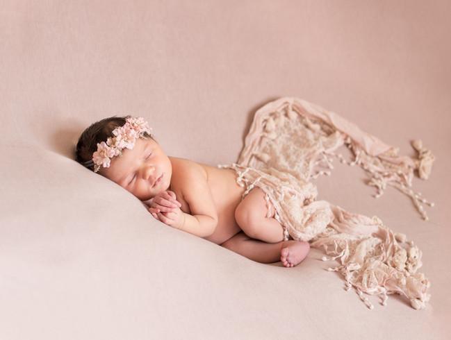 Lauren Elizabeth Photography Baby Paisley
