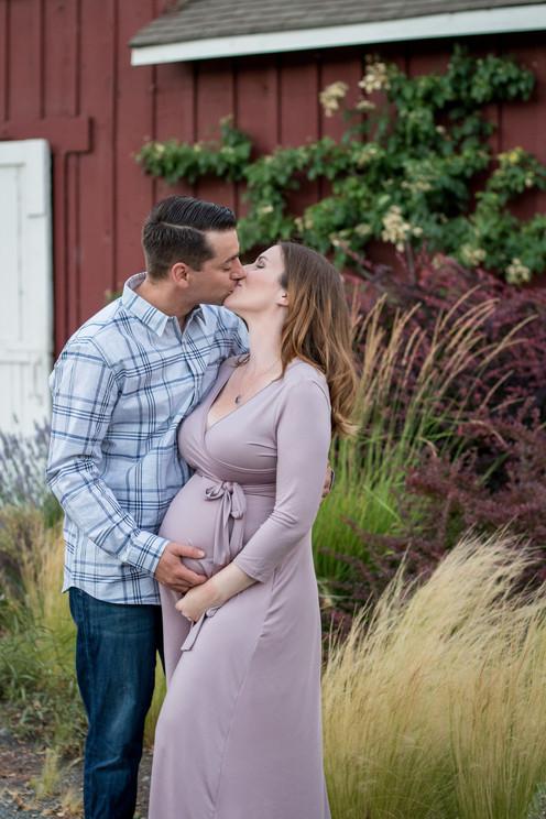 Ashleys Maternity Session