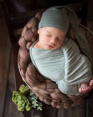 Dreamy Newborn Shoot