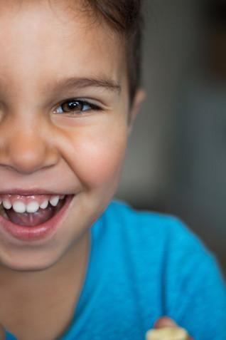 Little boy sweetness