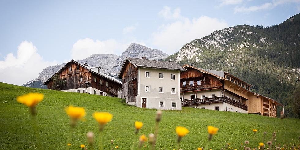 JULI 2022 – Achtsamkeit & Alpenglühen, Retreat mit Bergblick