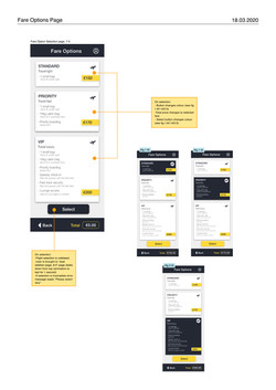 FlyUX Wireframes_Fare Options Page