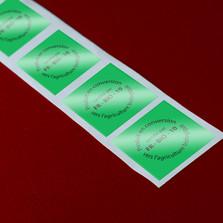 Étiquettes certification agriculture biologique