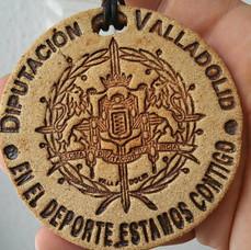 Medalla Provincial de Valladolid.