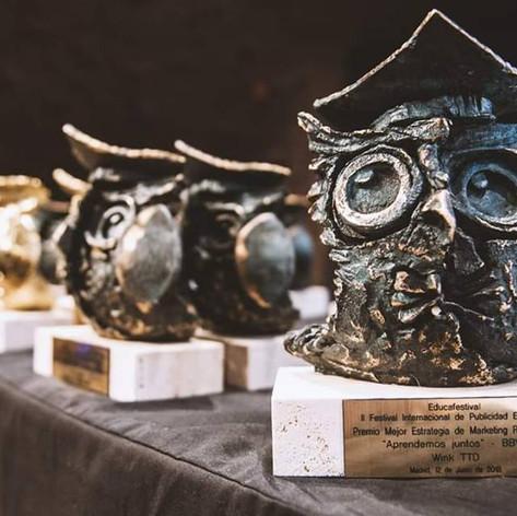 Prix Educafestival Owl.
