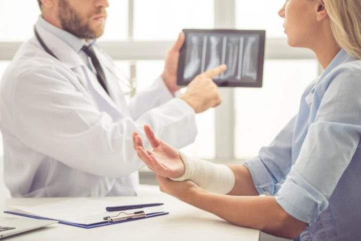 Consulta Ortopedia