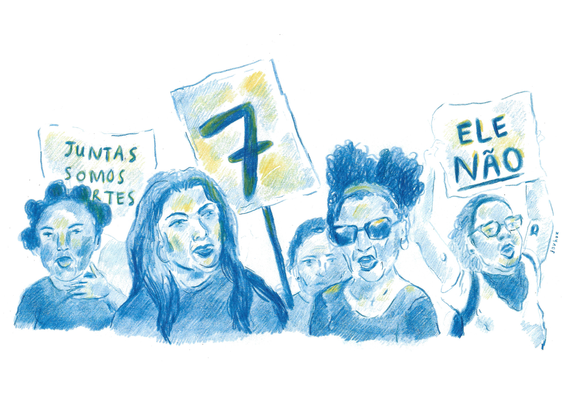 shado mag - 'shado is celebrating the fact that 7 more women got elected to Brazilian Congress this year. The world paid close attention to the US midterms, but this positive statistic got lost [. . .]'
