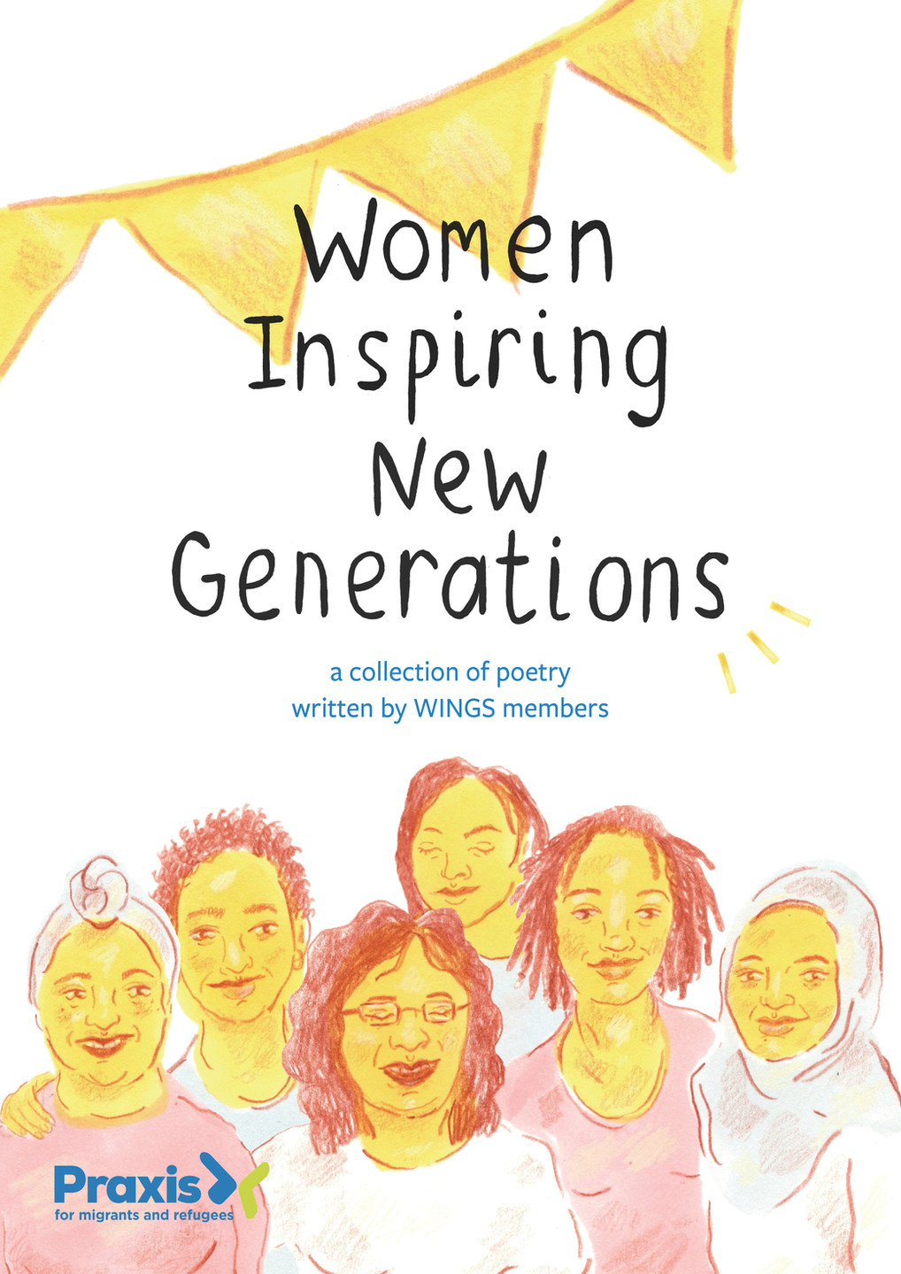 Women Inspiring New Generations, a collection of poetry written by WINGS members